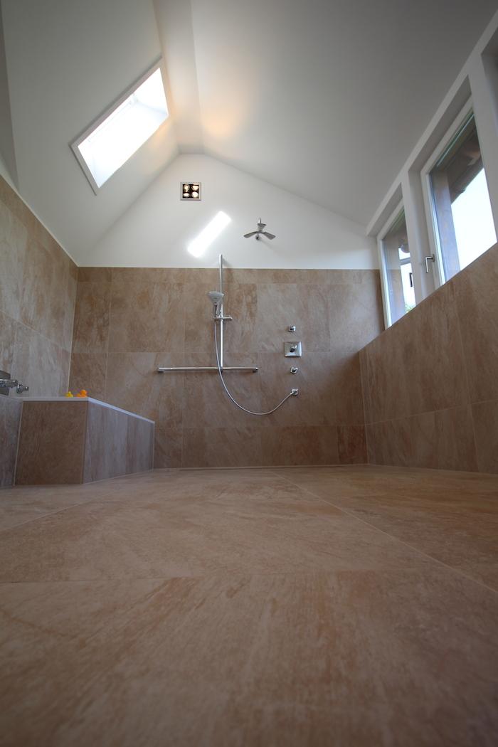 geerdet baden