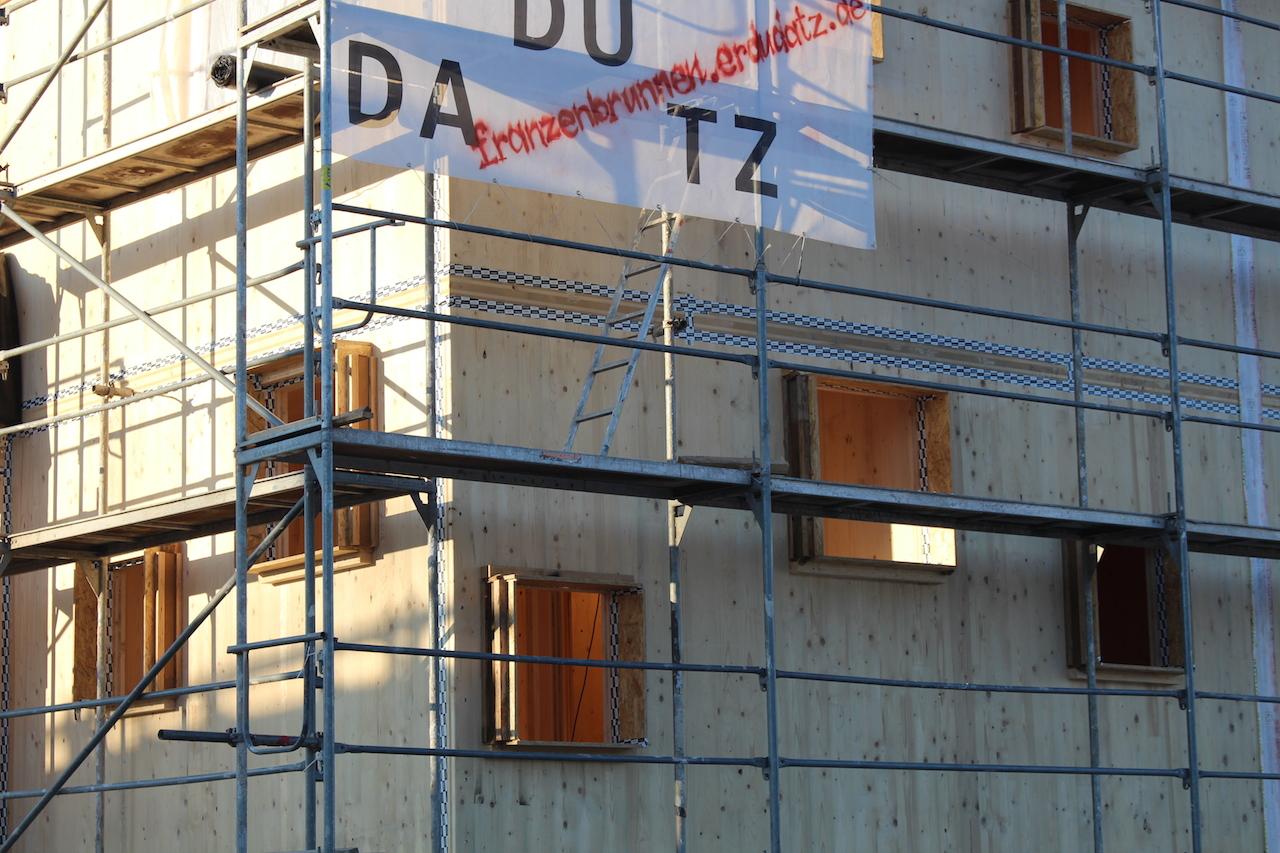 Holzbau Detail Fenster